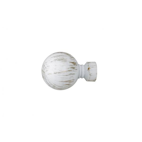 Galerie metalica Ball 19mm, vintage, KIT COMPLET