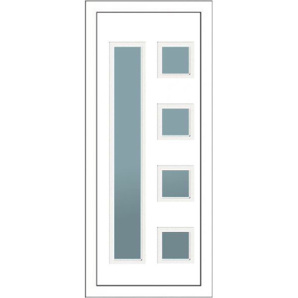 Panel ornamental Dafina
