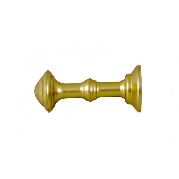 Console ornament perete auriu mat