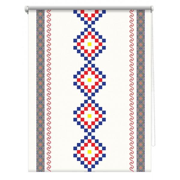 Rulou textil - Design Traditional - model 2