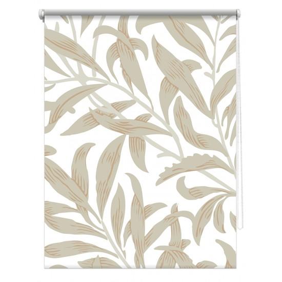Rulou textil - Design Floral - model 6