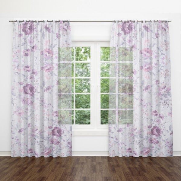 Curtain Vissillo 17, included workmanship