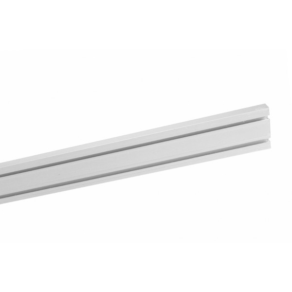 Ceiling rail, SN model, 2 channels, accessories included