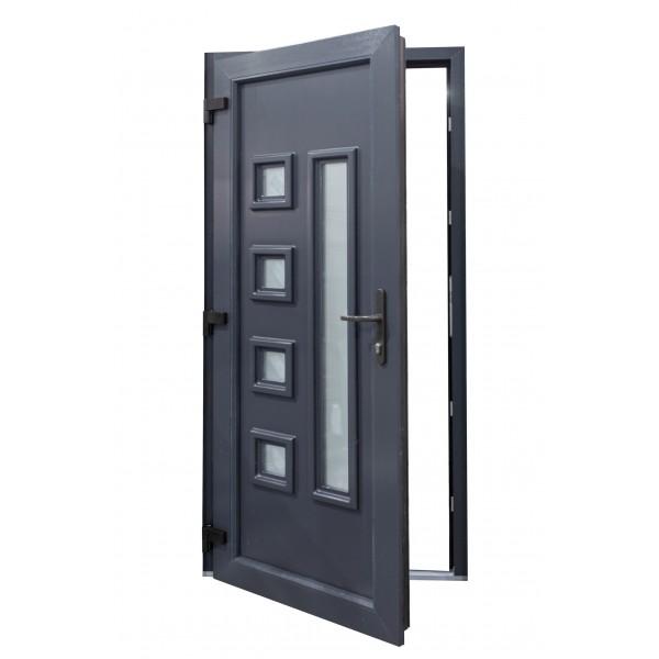 Ușă pentru intrare - Model Dafina
