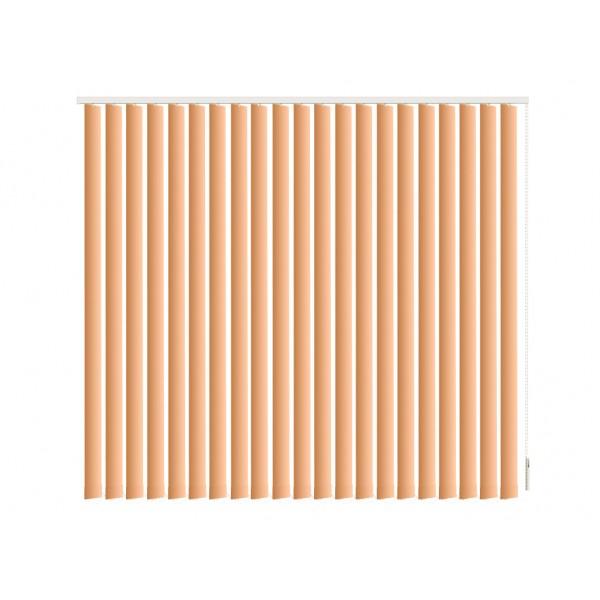Standard vertical blinds ECO V74, blade width 127 mm