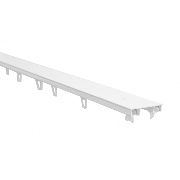 Set sina aluminiu LM alb - accesorii incluse
